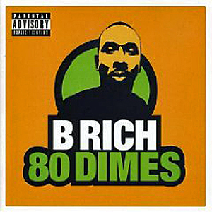 80 dimes cd cover