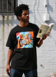 bomani armah read a book
