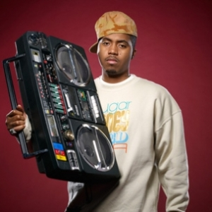 nas with boombox
