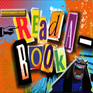 read a book animated