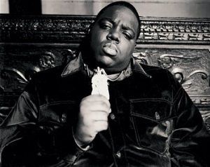 biggie smalls bw
