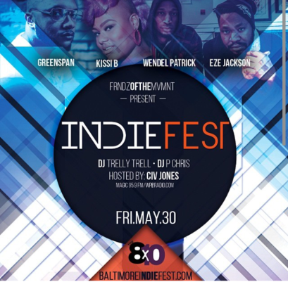 indiefest flyer