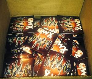 owx live box of cds