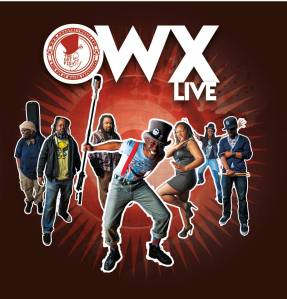 owx live cd cover