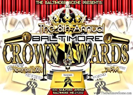 crown awards 2014 flyer