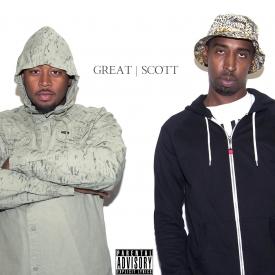 Great Scott cd cover