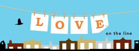 love on the line logo
