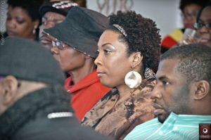AS. Galanda in the audience