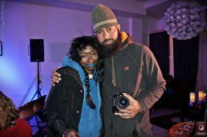 AS. Safiyatou and Dominic