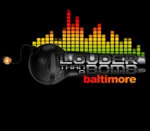 louder than a bomb baltimore logo