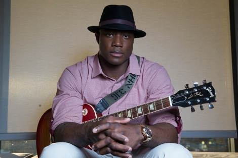 ware pic 3 with guitar